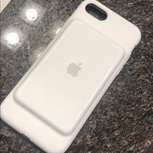 iPhone 6s/7 case and battery pack